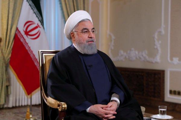 Ruhani Zeytin Dalı'nı bitirme çağrısı yaptı