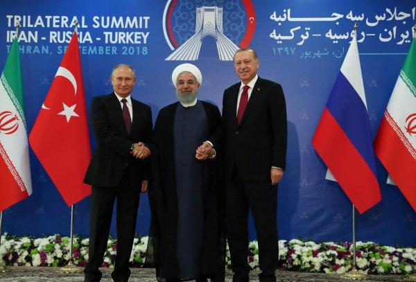 Suriye düğümünü çözecek toplantı: Tahran Görüşmesi