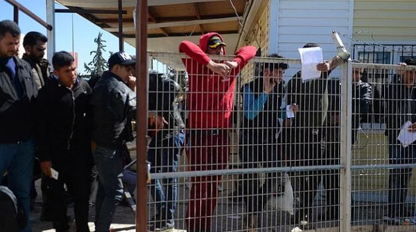 Suriyeli mültecilerin suç faaliyetlerine sıfır tolerans