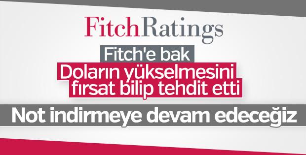 Fitch'ten Türkiye'ye acil müdahale çağrısı