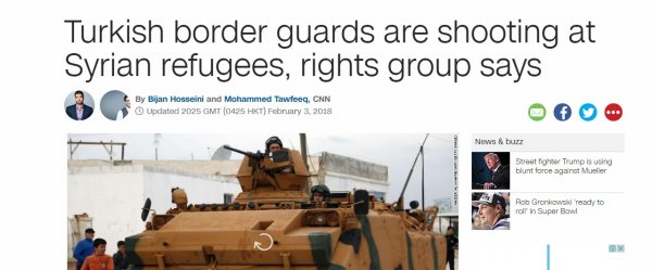 CNN'den Zeytin Dalı yalanı