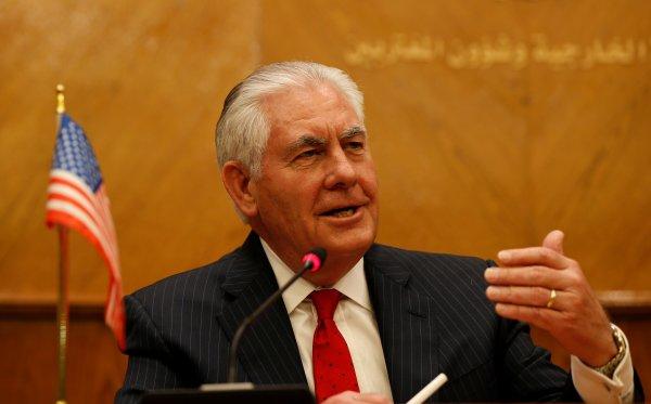 Tillerson: 'ABD Türkiye ile ortak yol bulmalı'