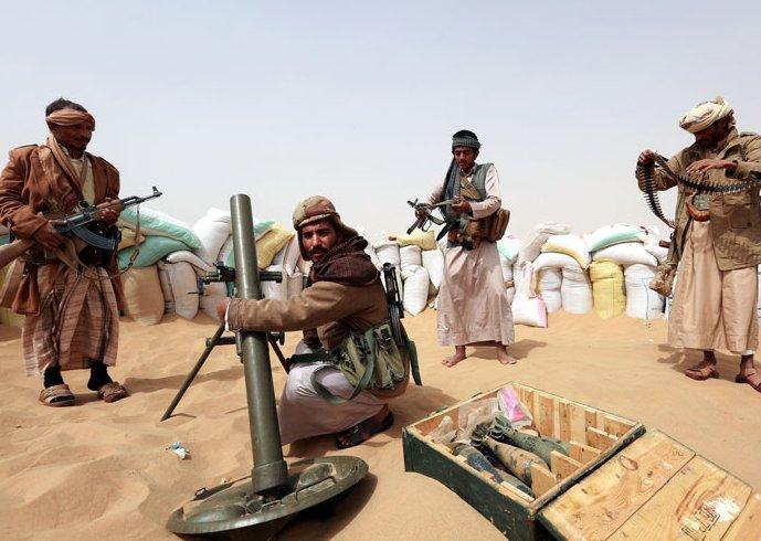 Yemen'den Riyad'a atılan güdümlü füze