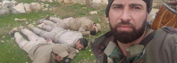Afrin'de PKK'lılar etkisiz hale getiriliyor