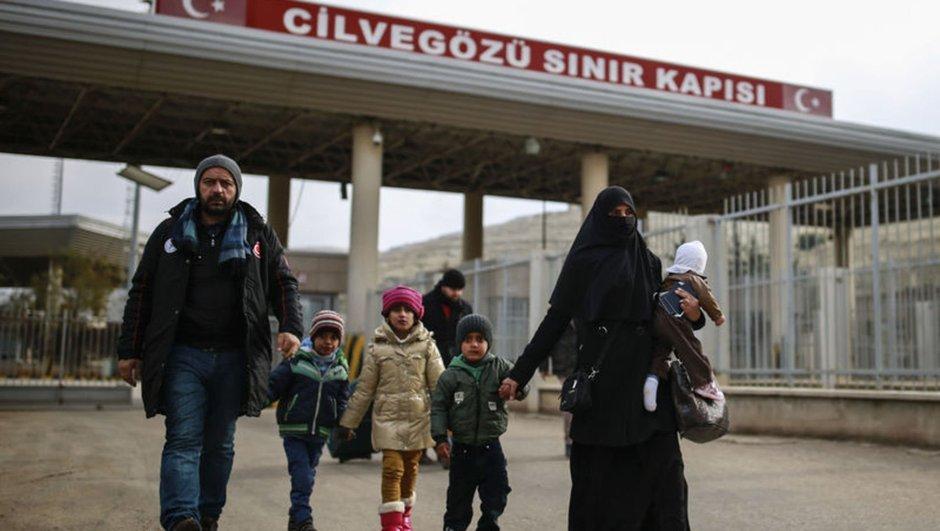 Türkiye'deki Suriyeliler Türk olmak istiyor