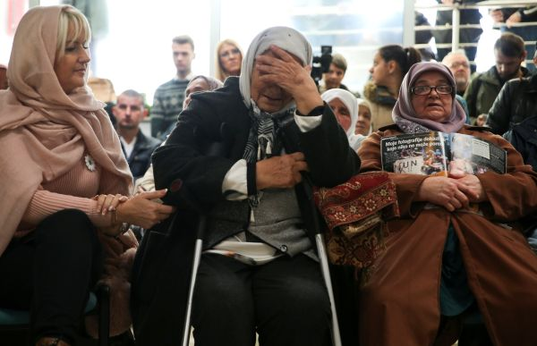 Bosna'da buruk sevinç