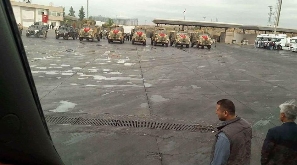 Halil İbrahim sınır kapısı Irak yönetimine teslim ediliyor