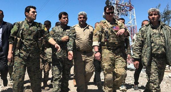 ABD Dışişleri heyeti PYD/PKK elebaşlarıyla görüştü