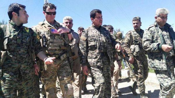 ABD Suriye'de PKK'yı resmen tanımaya hazırlanıyor