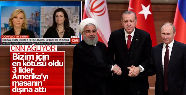 ABD basınından Türkiye-Rusya-İran değerlendirmesi