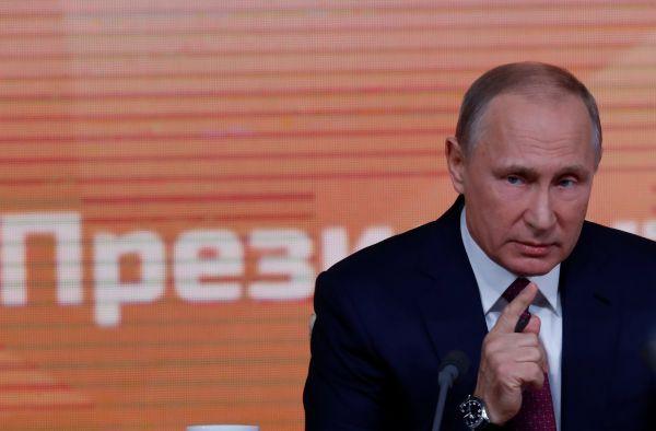 Rusya Devlet Başkanı Putin yıllık basın toplantısında
