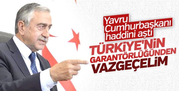 Akıncı Kıbrıs'ta Türkiye'yi devreden çıkartmaya çalışıyor