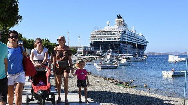 Turizm gelirlerinde büyük artış: Yüzde 30 yükseldi