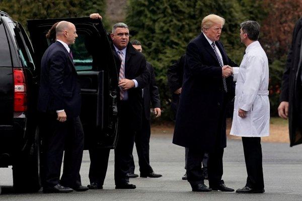 Trump'ın akıl sağlığı yerinde bulundu