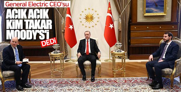 General Electric Türkiye'den vazgeçmiyor