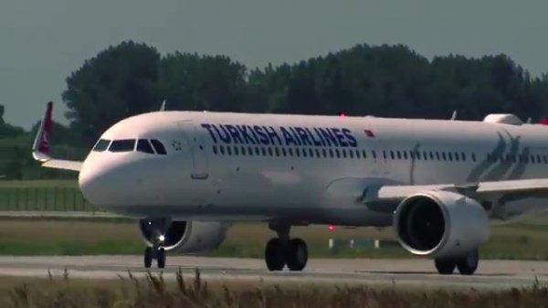 THY filosunun en yeni üyesi: Airbus A321 neo