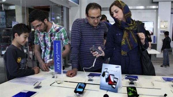 Güney Kore olimpiyatlarında akıllı telefon sorunu