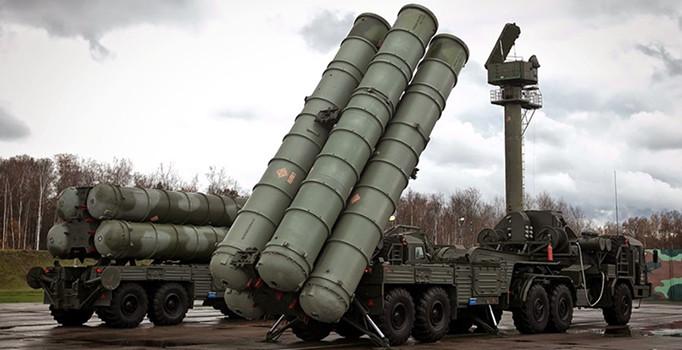 Türkiye, 4 adet S-400 bataryasını satın aldı