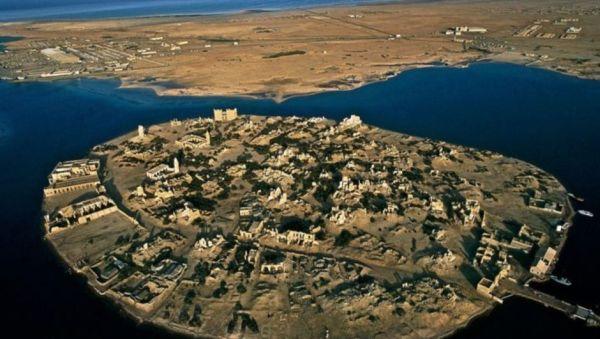 Kızıldeniz'de bir Türk adası: Sevâkin