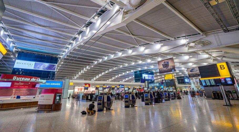 Heathrow havalimanında güvenlik skandalı
