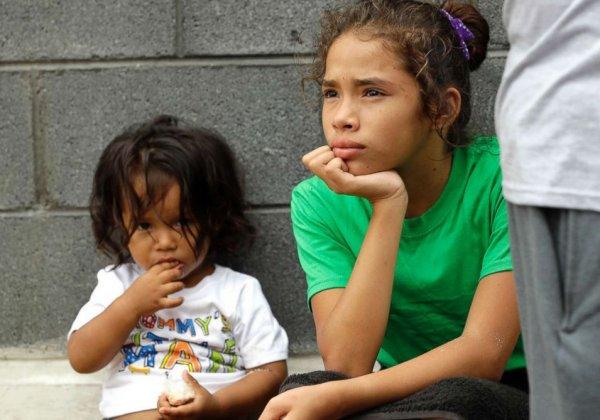 ABD sınırında zorla göçmen çocuklara DNA testi