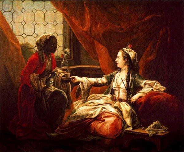 Madame Pompadour dönemi Fransa 95