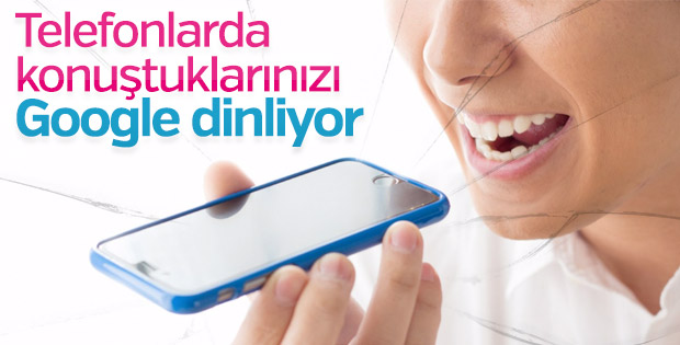 Biri sizi dinliyor: Speech Recognition