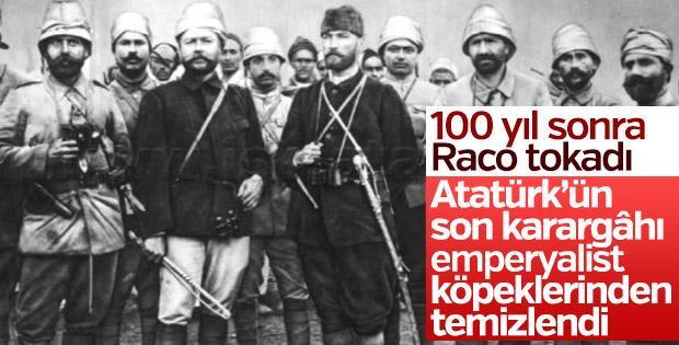 Mustafa Kemal'in Suriye'deki son karargâhı: Raco