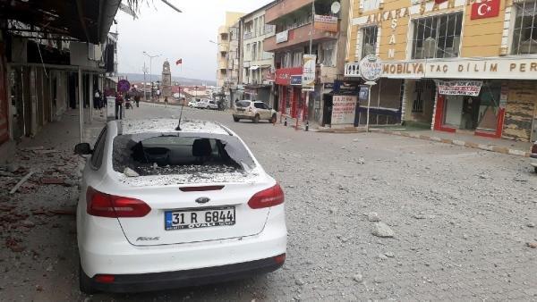 Afrin?den Reyhanlı?ya roketli saldırı