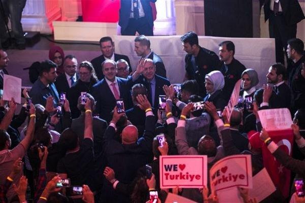 Erdoğan, Fırat'ın doğusuna operasyon sinyali verdi