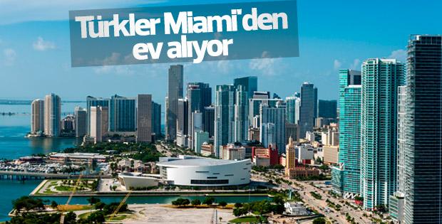 Türkler Miami'den ev alıyor