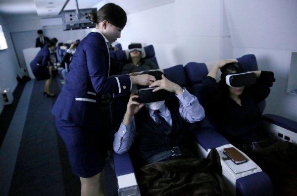 Japonya'da 'sanal gerçeklik turizmi' başladı
