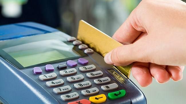 Türkiye?de 61.5 milyon kredi kartı kullanılıyor