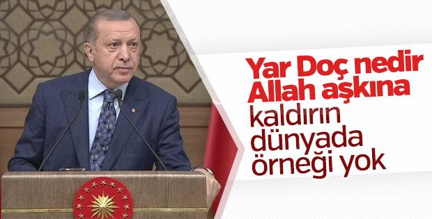 Cumhurbaşkanı Erdoğan: Artık yardımcı doçentlik olmayacak