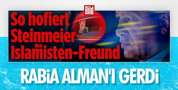 Alman medyası Erdoğan'ı yakın takipte