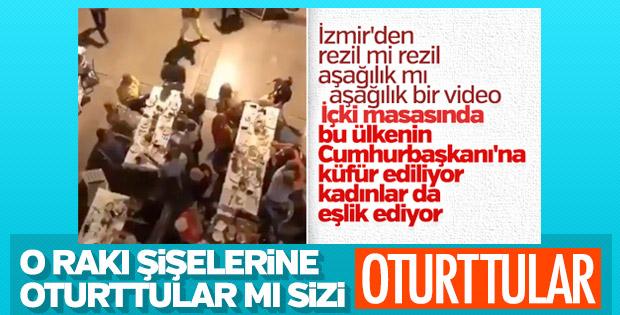 İzmir'de küfür eden seçmenin hüsranı