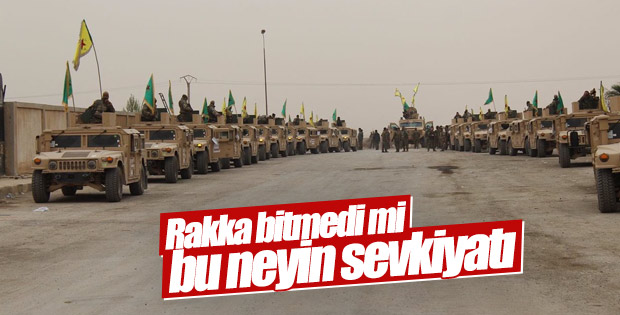 ABD'den PKK'ya zırhlı Hummer sevkiyatı