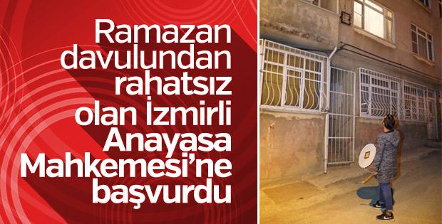 AYM'den Ramazan davulu yasaklansın talebine yanıt