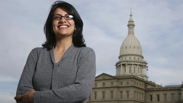 ABD'de Temsilciler Meclisi'ne ilk Müslüman kadınlar
