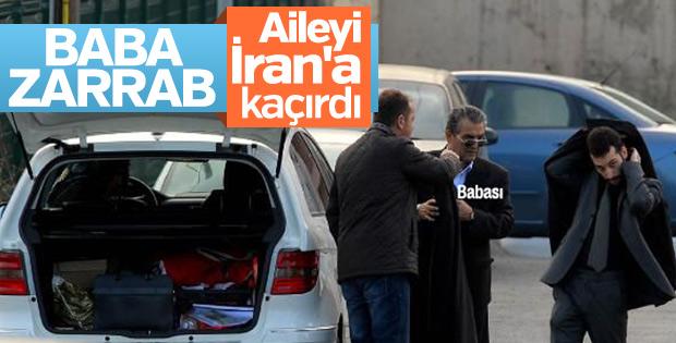 Reza Zarrab'ın ailesi İran'a döndü
