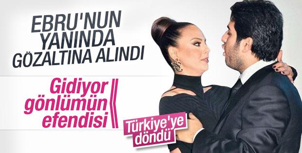 Zarrab gözaltına alınırken Ebru Gündeş de yanındaydı