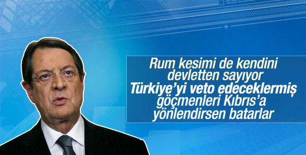 Türkiye'nin AB yoluna Güney Kıbrıs engeli