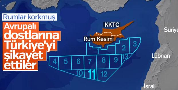 Rum yönetimi Türkiye'yi AB'ye şikayet etti