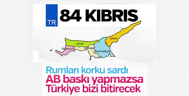 Avrupa Birliği'nin Türkiye tavrı Rum basınında