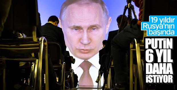 Rusya'da Putin'e destek oranı yüzde 70'i geçti