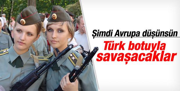 Rus ordusuna Türk firması bot üretecek