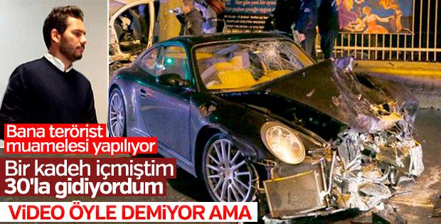 Rüzgar Çetin'in mahkemedeki savunması
