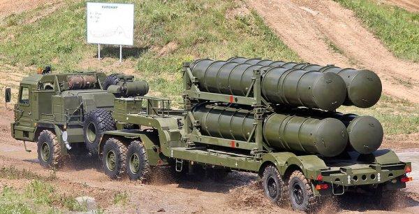 Rusya, S-500 füze savunma sistemini başarıyla test etti