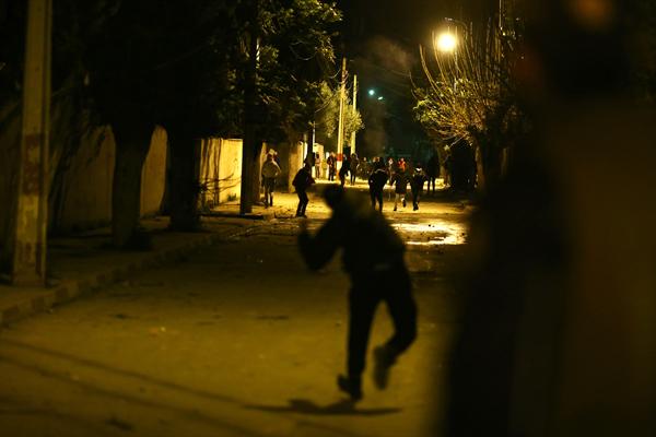 Tunus'ta hayat pahalılığı protestoları 3'üncü gününde