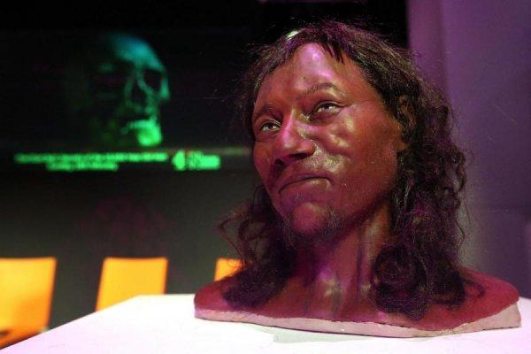 İlk İngilizlerin siyah tenli olduğu ortaya çıktı